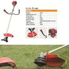 first class China longser 35.8cc 4 stroke gasoline weeder CG435 passed CE, EURO II