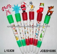 Exclusive Design Customized Promotional Christmas Ball Pen