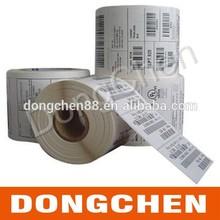 Hot sale health custom cheap rfid barcode labels