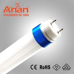 PC+Aluminum Cover lights 1200mm 18w led t8 lamp