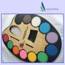 Wooden Artist Palette for children