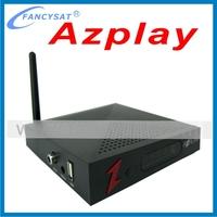Satellite decoder azplay IKS SKS CS IPTV WIFI Satellite TV Receiver Nagra 3 Decoder better than tocomsat phoenix hd