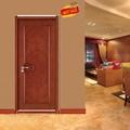 Entrée principale en bois double modèles de portes