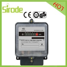 Standard Class Static AC Active Kwh Single Phase Energy Meter