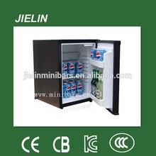 32L hotel used on the desk no compressor mini refrigerator whisht mini cooler mini bar fridge