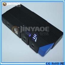 High capacity dual USB port diesel&petrol jump starter 12v portable jump starter