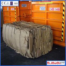 SHANGHAI JEWEL Brand JPA1075T40M Mini Baler Paper Cardboard for sale