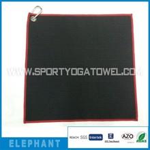 Microfiber Waffle Golf Ball Towels Gofl Hand Towel