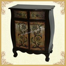 Luxury cabinet,wood antique