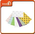 custom brands names color tissue paper