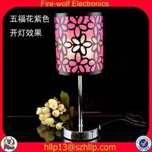 Soudan led chevet lampe fabricant et Wholeslaer moderne pas cher lampe de table