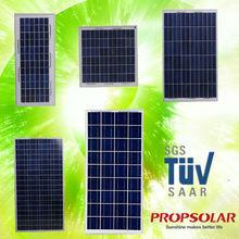 small solar panel Hot sales 80w poly solar module