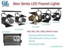The best quality 200W fresnel led light