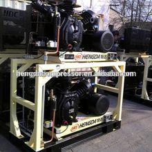 40bar air compressor, same as Ingeroll rand 15T2 ingersoll rand diesel portable air compressor