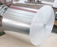 Aluminium foil coated mylar for flexible duct
