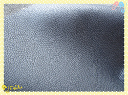 Nonwoven backing microfiber leather fabric for sofa