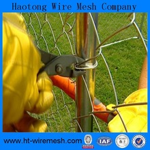 Beautiful look high quality chain link fencing fabric