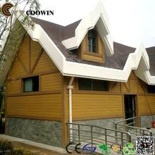 China house wood boards walls