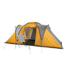 Camping tent for 6 people
