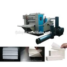 Automatic N fold towel paper folding machine