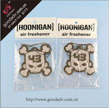 2015 hot sale Promotional Hanging product Paper Air Freshener
