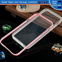 Transparent Soft Clear TPU Case for iPhone 6; 4.7 inch Case Cover for iPhone 6
