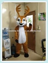 de buena calidad popular de navidad traje de reno para la venta