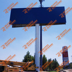 Large format pupular size 18m*6m double sided outdoor hoarding signboard