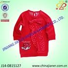 wholesale winter birthday baby dress 1 year baby angel dress