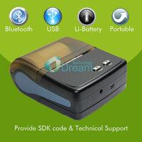 Wireless Andorid Portable Mini bluetooth printer
