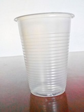 process of plastic cup making/ cheap dessert cup/ cheap disposable coffee cups
