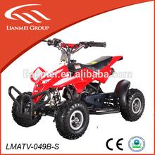 49cc cute HAWK quad atv for kids pull starter new design with CE sport SPEED CAR