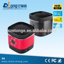 Mini Portable Bluetooth Hidden Camera Spygear Video recorder
