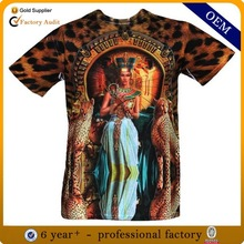 3d t-shirt from china, polyester sublimation t-shirt, t shirt producer