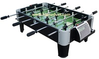 Factory retail sale whole safe Christmas gift promtion mini table top kicker football babyfoot foosball soccer table