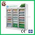 grande capacidade de uniformidade da temperatura do refrigerador de bebidas chiller
