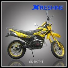 Powerful dirt cheap motorcycles 250cc dirt bike