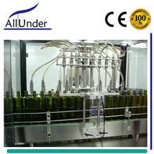 refined sunflower oil in 1 liter pet bottles filling machine