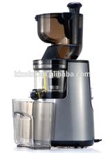 Lastest big mouth home slow juicer&juicer spare parts manufacturer