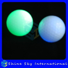 Bottom Price Most Popular Hot Sell Flashing Products Led Golf Ball