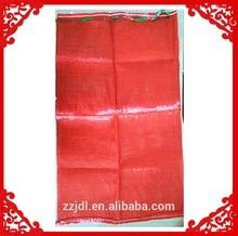 100% New Material Fruit&Vegetables Plastic Mesh Bag/string bag cheap price