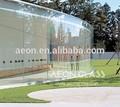 10 mm ( de la puerta, Balaustrada, Partición etc ) de vidrio templado