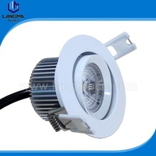 No driver 70mm hole size 60dgree led downlight dimmable 6w