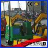 Children best interesting kids game mini excavator/superior quality excavator