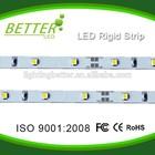 White color 21LEDs/0.5M SMD2835 NON waterproof 12v rigid led strip