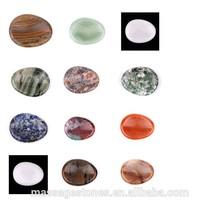 Wholesale Bespoke engraved chakra worry stone for sale
