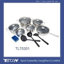 Stainless steel cook at home cookware (TL70301)