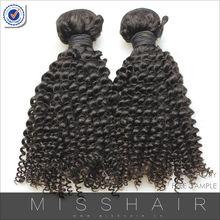 Clean virgin human hair raw unprocessed afro hair nubian kinky twist