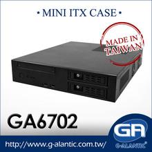 GA6702 best computer gaming desktops mini pc mini itx case