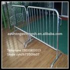 high anti-rust,hot dip galvanized temporary fence/road barrier/portable barricade
